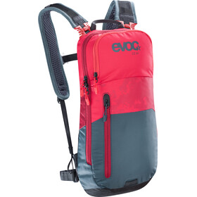 EVOC CC Lite Performance Backpack 6l red-slate